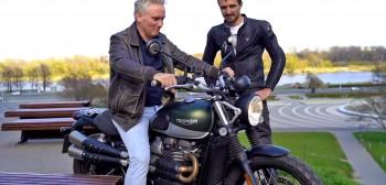 Jarosław Kret kocha motocykle. Na ten sezon prognozuje piękną pogodę! [VIDEO]