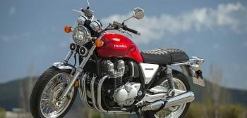 Honda patentuje półautomatyczną skrzynię biegów dla modelu CB 1100