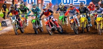 AMA Supercross: wyniki Salt Lake City 2 [VIDEO]