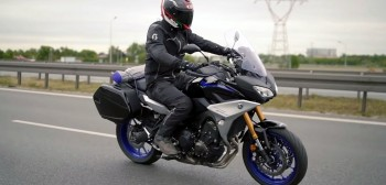 Yamaha Tracer 900 GT - test i wycieczka po Polsce [FILM]