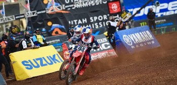 AMA Supercross: wyniki piątego starcia w Salt Lake City [VIDEO]