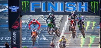 AMA Supercross: wyniki przedostatniej rundy sezonu