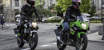 Jaki motocykl klasy 125? Testujemy Kawasaki Z 125 i Ninja 125