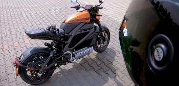 Elektryczny Harley-Davidson LiveWire [TEST VIDEO]
