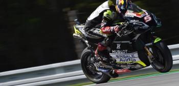 MotoGP: sensacyjny zdobywca pole position w GP Czech!
