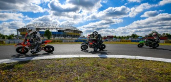 Startuje Puchar Polski Pit Bike SM. Debiut tegorocznej serii w Starym Kisielinie