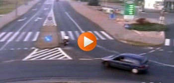 Piekary Śląskie: wziął motocykl na jazdę próbną. Teraz czeka go spotkanie z sędzią