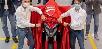 Prezentacje Ducati na rok 2021 w internecie, w pięciu odsłonach