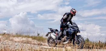 Premiera Ducati Multistrady V4 już 4 listopada! Oglądaj online na Scigacz.pl!