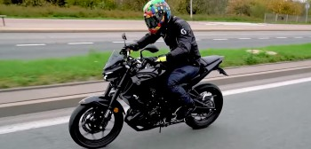 Yamaha MT-03, model 2020 - test premierowy [FILM]
