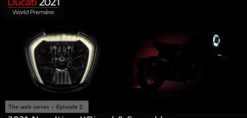Ducati XDiavel i Scrambler 2021. Oficjalna premiera na stronie Ducati