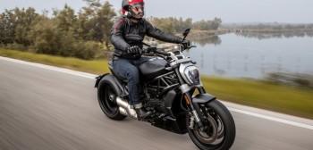 Ducati XDiavel w dwóch nowych wersjach na 2021: Dark oraz XDiavel Black Star