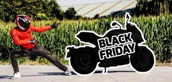 Motocyklowy Black Friday. Jakie okazje czekają w sklepach i u importerów?