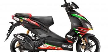 Skuter elektryczny Aprilia - Piaggio patentuje nazwę