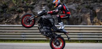 2021 Ducati Monster. Opis, dane techniczne, zdjęcia