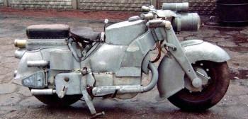 Motocykle MSS 1, MSS 500 polskie konstrukcje z lat 50 z odlewaną, aluminiową ramą