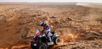 Dakar 2021: wyniki ósmego etapu. Maraton zbiera swoje żniwo [VIDEO]
