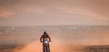 Dakar 2021: Toby Price uległ wypadkowi i wypadł z dalszej rywalizacji