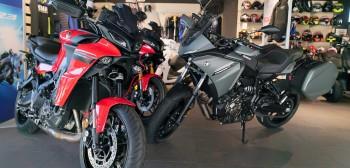 Nowe motocykle Yamaha na rok 2021. Seria MT, nowe Tracery 7 i 9 oraz dwa różne skutery na gorąco