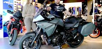 Yamaha Tracer modele 2021 - najważniejsze informacje o Tracer 7 GT, Tracer 9 i Tracer 9 GT [+ wideo]