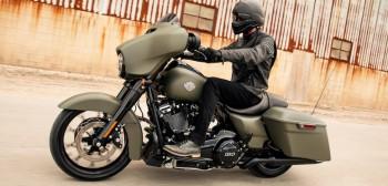 Harley-Davidson chce produkowaćnajbezpieczniejsze motocykle na świecie i ma na to patent