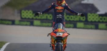 MotoGP: Raul Fernandez odnosi swoje pierwsze zwycięstwo w wyścigu Moto2