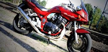 Suzuki Bandit 1200 - Prędzej On Zajeździ Ciebie Niż Ty Jego