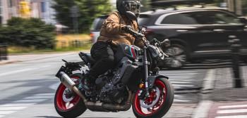 2021 Yamaha MT-09 - test najnowszego wcielenia mrocznej strony Japonii