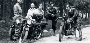 Rynek motoryzacyjny w Polsce przed wojną - statystyki samochodów, motocykli, stanu dróg w roku 1937