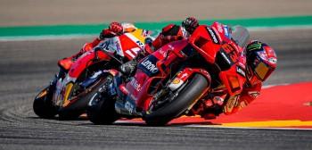 Zmiana rozkładu sił w MotoGP po GP Aragonii