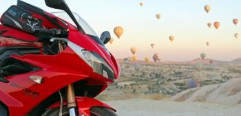 Turcja na motocyklach. Harley-Davidson Road King, Honda F6B, Tryumph Daytona i ponad 7000 km