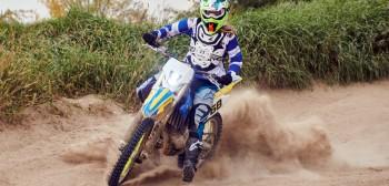Barton MZK 250 - idealny motocykl do nauki jazdy w terenie