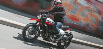 Ducati Scrambler 1100 Tribute PRO oraz Ducati Scrambler Urban Motard - nowe modele na rok 2022