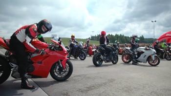 Co myślą o Ducati właściciele Ducati? Ducati Red Track Academy 2021 Tor Jastrzab