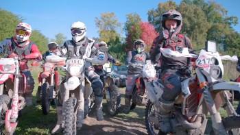 EnduroRally24 2021 - Roztocze, Podlasie, Mazury - 1000 km motocyklem po bezdrożach w Polsce