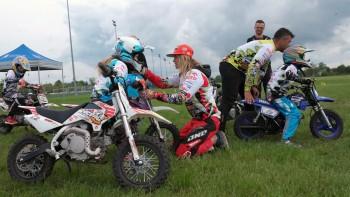 Fabryka Mistrzów - szkoła motocyklowa dla dzieci w wieku od 5 do 12 lat. Dlaczego warto tam zacząć?