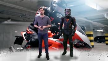 Rebelhorn Fighter nowość 2021 - wysokiej jakości dwuczęściowy kombinezon motocyklowy w super cenie!