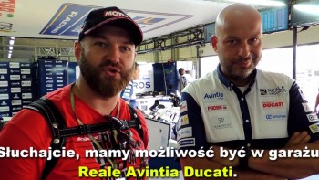 Reale Avintia Ducati - wywiad z Jose G. Maroto