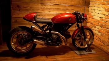 Ducati Scrambler 400 Custom Rumble Eastern Spirit Garage
