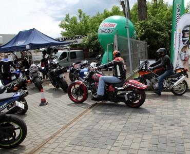 Motocyklowa Niedziela z Castrol i Moto akcesoria pl z
