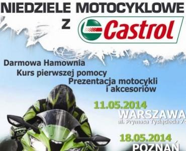 Niedziele Motocyklowe z Castrol z