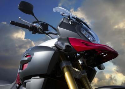 Litrowy V-Strom powraca - Suzuki w obiektywie