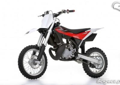 Motocykle crossowe Husqvarny na rok 2012
