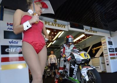 Laski na finałowej rundzie MotoGP w Hiszpanii