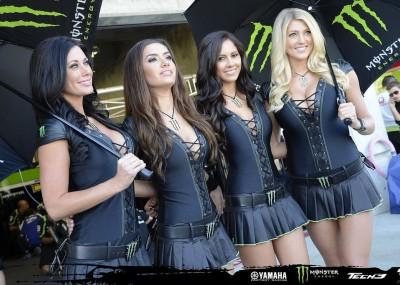 Laski z USA na GP Indianapolis - fotogaleria