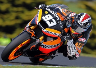Marc Marquez - Mistrz Świata Moto2 2012