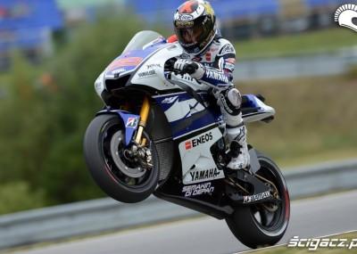 Motocyklowe Grand Prix w Brnie - klasa królewska na zdjęciach