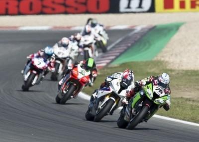 Wyścigi motocyklowe w Niemczech - WSBK okiem fotografa