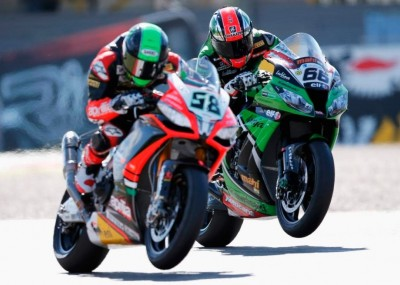 Holenderska runda World Superbike w Assen w obiektywie