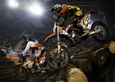 Mistrzostwa Świata SuperEnduro 2013 - Atlas Arena w obiektywie